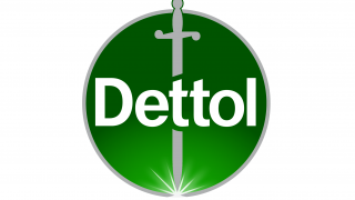 Dettol Master Logos 3Col with Flat Grey SCREEN centre